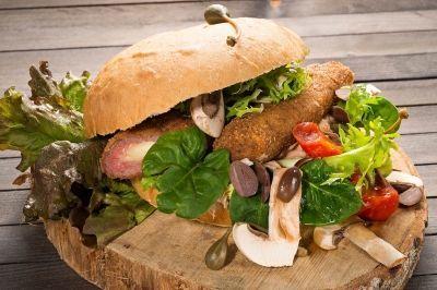 panino gourmet luxury marino di angelo florio fotografo food napoli roma