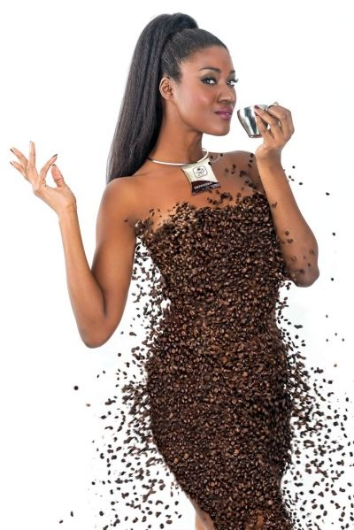 coffee dress
