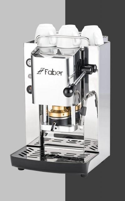 coffee machine steel