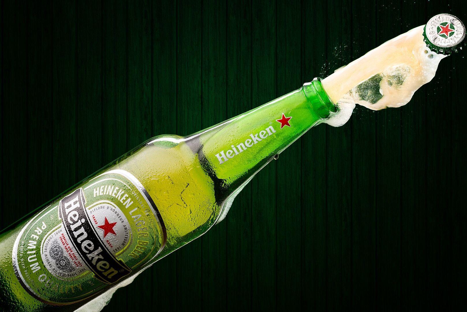 1 beer heineken splash stopper di angelo florio fotografo still life napoli roma