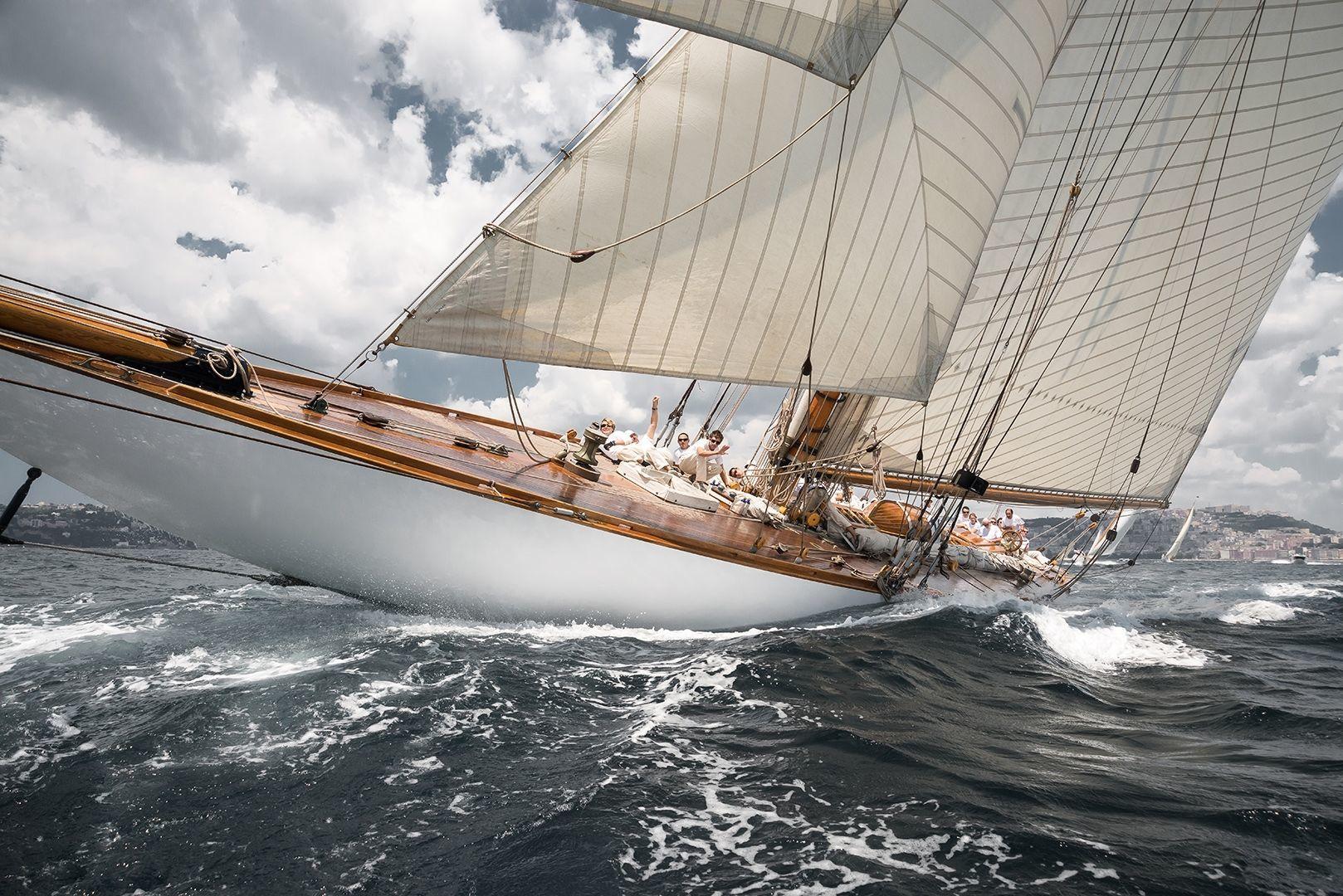 vele d epoca trofeo panerai 5 vela di angelo florio fotografo pubblicitario sailing race napoli roma