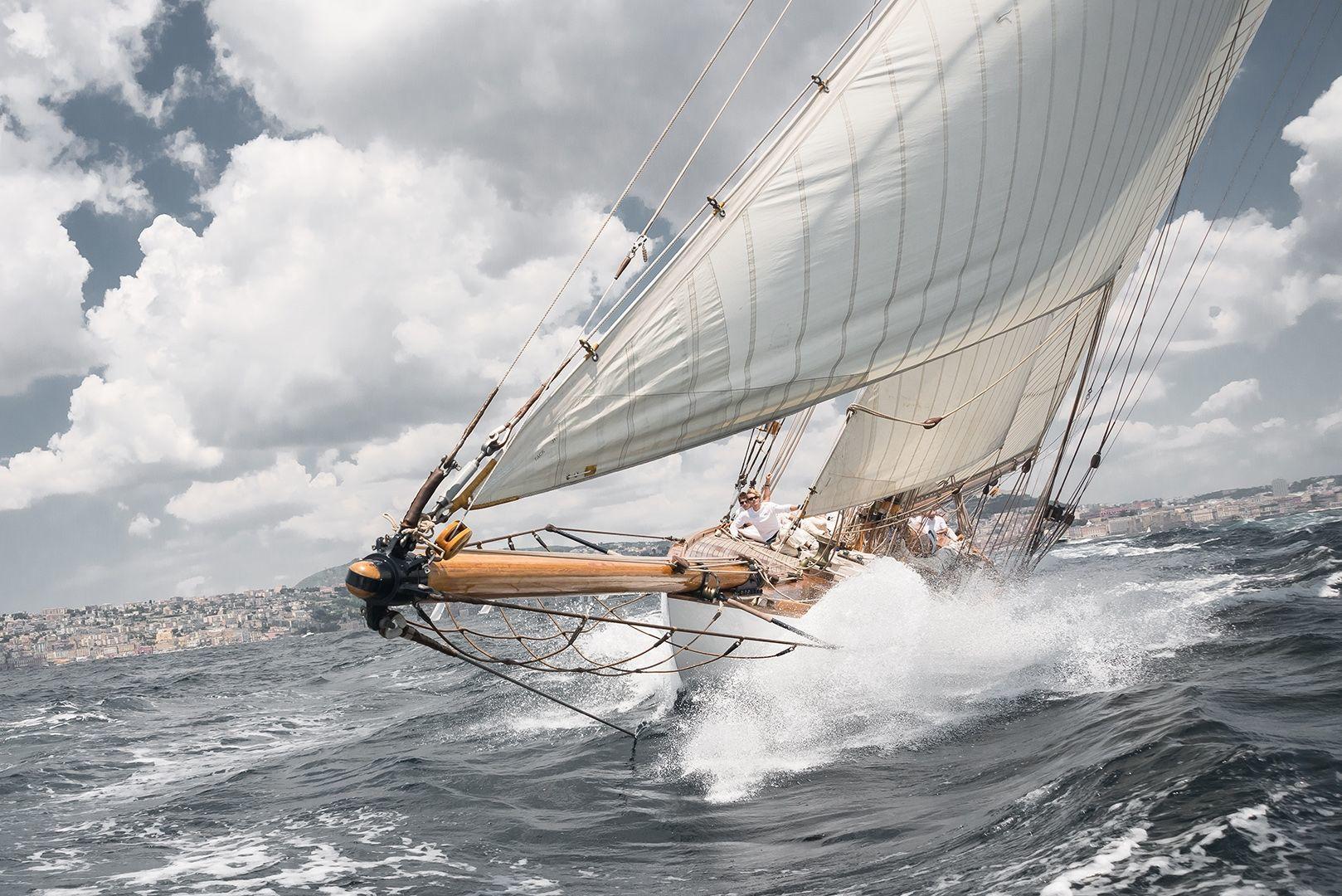 vele d epoca trofeo panerai bolina vela di angelo florio fotografo pubblicitario sailing race napoli roma